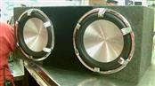 "AUDIOBAHN 12"" SPEAKERS,CABINET ABS12H"
